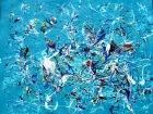Plankton (56x76cm)